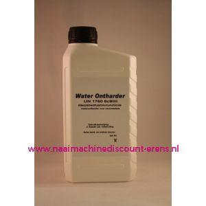 Waterontharder (1 liter)
