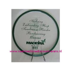 Copy of Madeira Klem Borduurring Plastic 12,5 Cm art. nr. 94 - 10016