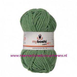 MyBoshi nr. 1 - 122 grasgroen / 010154
