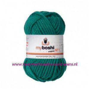 MyBoshi nr. 1 - 123 smaragd / 010155