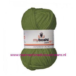 MyBoshi nr. 1 - 125 olive / 010156