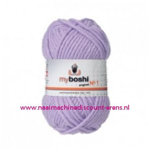 MyBoshi nr. 1 - 161 candy purper / 010171