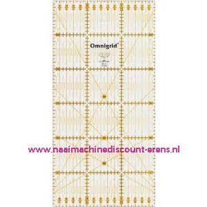 Universele liniaal met Cm schaal 15 x 30 Cm prym 611307