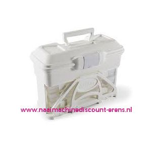 010245 / Naaikist ARTBIN solutions Cabinet art. nr. 6994 AB wit