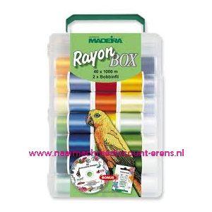 Madeira Rayon 8042 Aktie Pakket 1000M - 10346