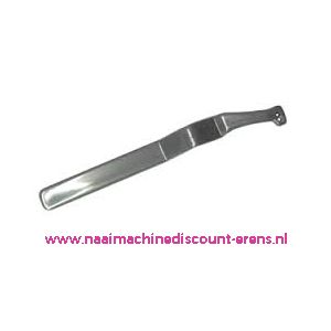 010396 / Twin Needle Insert voor lockmachine/naaimachine