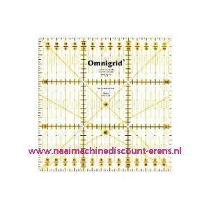 OMNIGRID Liniaal 15x15cm Prym art. nr. 611306