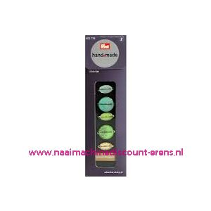 010466 / Handmade label set pastel prym art. nr. 403776