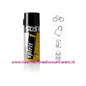 SPIRIT 1 - spray 400 ml Roestoplosser - 10682