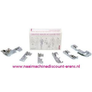 Babylock Accessoires Set Compleet A-6EU / 010876