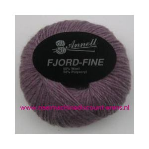 Annell Fjord-Fine kl.nr 8750 / 010987
