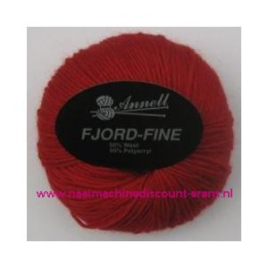 Annell Fjord-Fine kl.nr 8712 / 010992