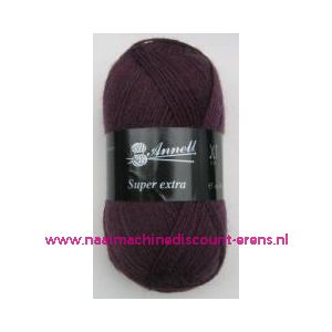 Annell Super Extra kl.nr 2002 / 011052