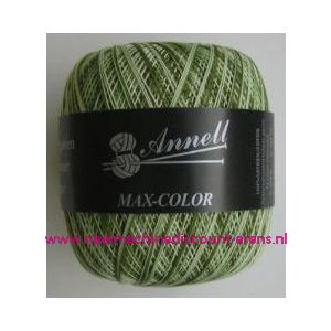 Annell Color kl.nr 3483 / 011114