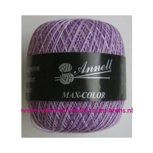 Annell Color kl.nr 3481 / 011116