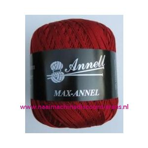 "Annell ""Max Annell"" kl.nr 3413 / 011203"