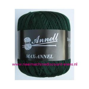 "Annell ""Max Annell"" kl.nr 3445 / 011216"