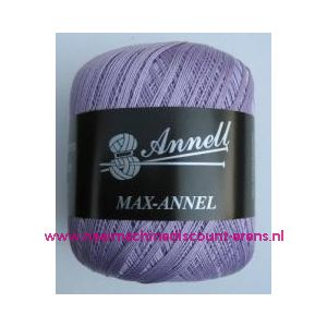 "Annell ""Max Annell"" kl.nr 3454 / 011218"