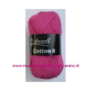 Annell Cotton 8  kl.nr. 52 / 011233