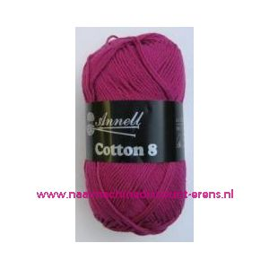Annell Cotton 8  kl.nr. 80 / 011246