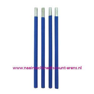 Losse pennen Grannyblokspanner - 4 stuks / 011273