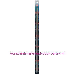 Kousenbreinaalden Alu Grijs 40Cm 2,50 Mm Prym art. nr.191550 / 001133