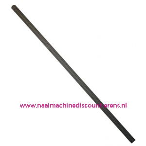 Liniaal 100cm Aluminium Flexibel