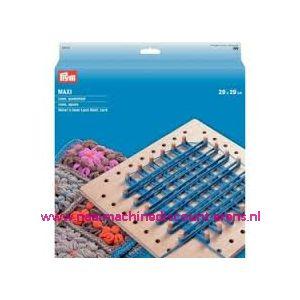 Loom Set Maxi Vierkant Prym art. nr. 624157 / 011822