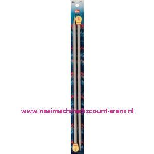 Breinaalden Kst Grijs 40Cm 8,00 Mm prym art. nr. 218230 / 001183