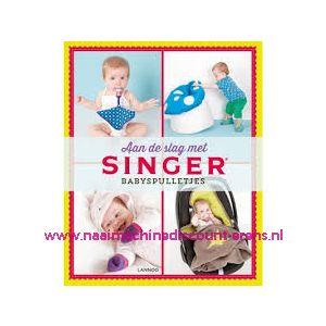 Aan De Slag Met Singer Babyspulletjes