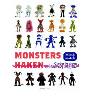 012061 / Monsters Haken