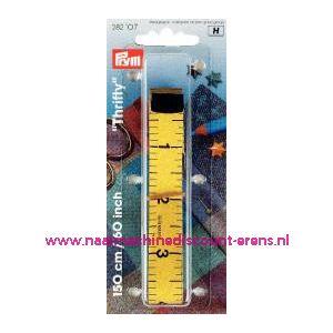 Centimeters Thrifty Wit Cm/Inch 150Cm/60Inch prym nr.282107