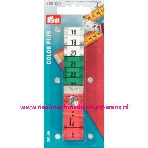 Centimeters Color Cm/Cm Met Drukknoop 150 Cm prym art.nr.282120
