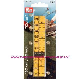 Centimeters Color Analoog 150 Cm + 60 Inch prym art.nr. 282125