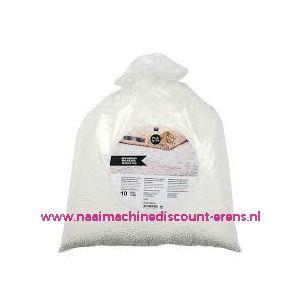 Piepschuimballetjes vulling 10 liter RICO - 12279