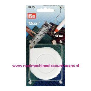 Rolcentimeters Maxi Cm/Cm Ass.Kl.150 Cm Prym art. nr. 282201