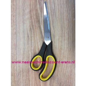 012342 / MEDIAC Stoffen-/ Huishoudschaar Discount 245 Mm geel