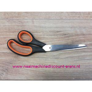 012345 / MEDIAC Stoffen-/ Huishoudschaar Discount 245 Mm oranje