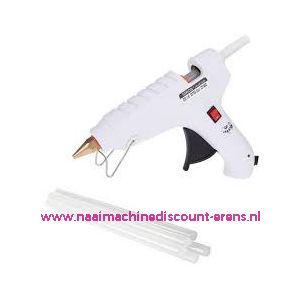 Lijmpistool Glue Gun 40 W groot - 12357