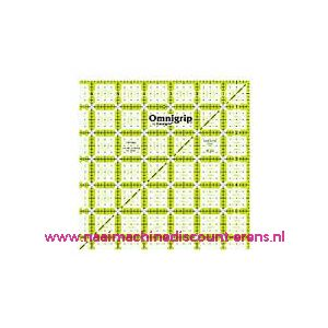 Omnigrip antislipliniaal 6,5 x 6,5 inch Prym art. 610215