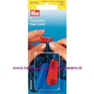 Vingerbeschermers Kst Ass.Kleuren Prym art. nr. 431700 - 1388
