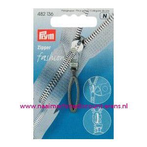 Modische Schuiver Loop Brons Prym art. nr. 482136 - 1403