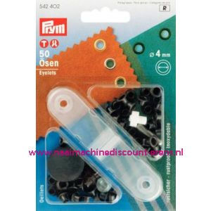001429 / Ringen Ms Bronskleurig 4,0 Mm Prym art. nr. 542402