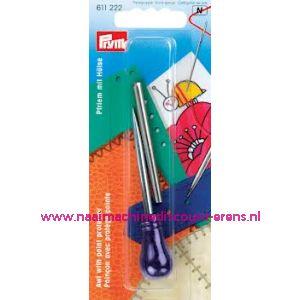001448 / Priem Staal Met Beschermhuls Prym art. nr. 611222