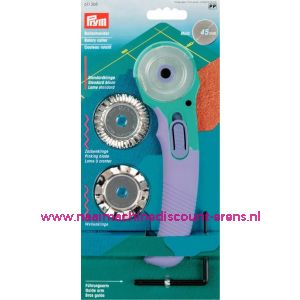 Rolmes Multimet 3 Mesjes 45 Mm Prym art. nr. 611368