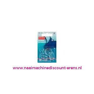 Bh Accessoires Assortiment 14 Mm Transparant art.nr. 991908 - 1624