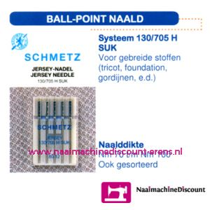 Ball Point 130/705 H-SUK 70-90 assortie - 1706