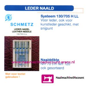Leer 130/705 H-LL-80 - 1711