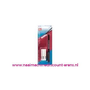 Wasmarkeerset met 24 opstrijkbare etiketten art. nr. 611795 - 2176