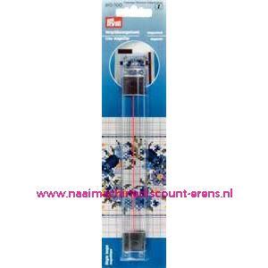 Magnetische vergrootlat prym art. nr. 610700